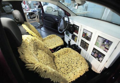 Twingo car