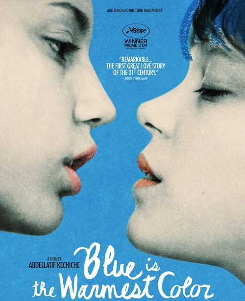 Blue is the warmest movie
