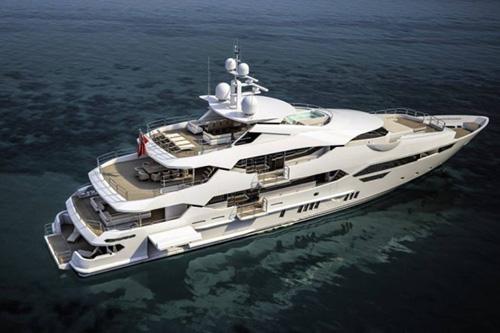 Eddie Jordan yacht