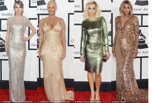 Grammys award 2014