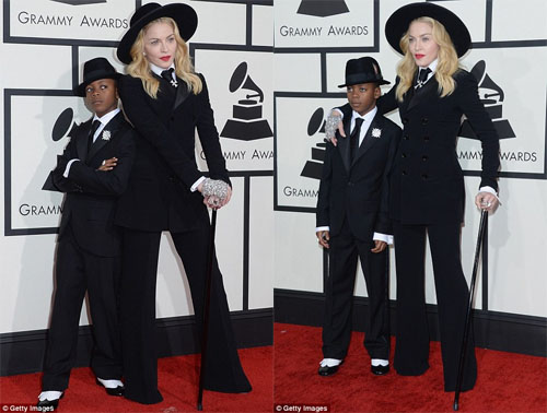 Madonna cut images