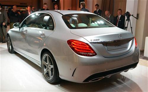 Mercedes cool car
