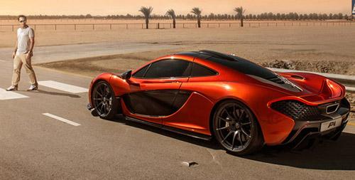 Stunning McLaren