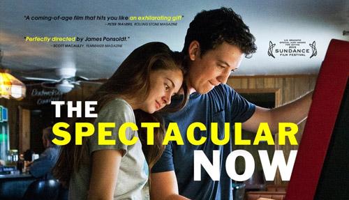 Spectacular Now movie