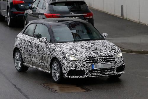 2015 Audi A1 car