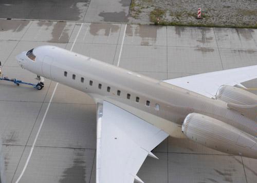Design private jet