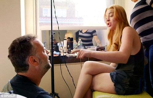 Lindsay Lohan 2014