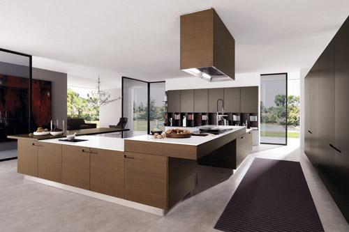 Luxury kitchen trends 2014