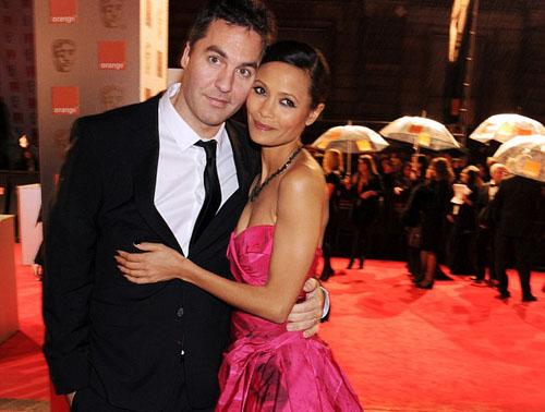 Thandie Newton and husband