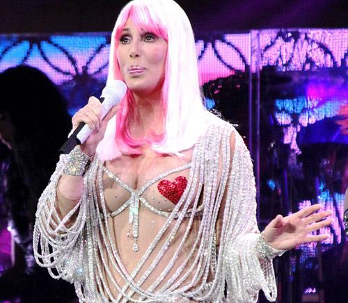 Cher stuns photos