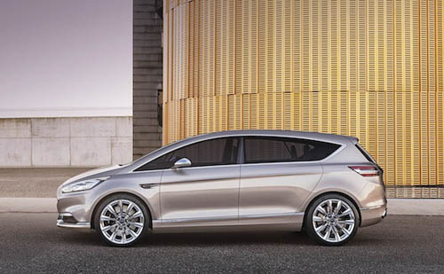 Ford S MAX Concept 2015