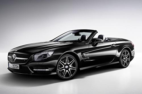 Mercedes Benz Sl 400 car
