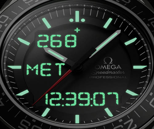 Omega Speedmaster X-33 Watch