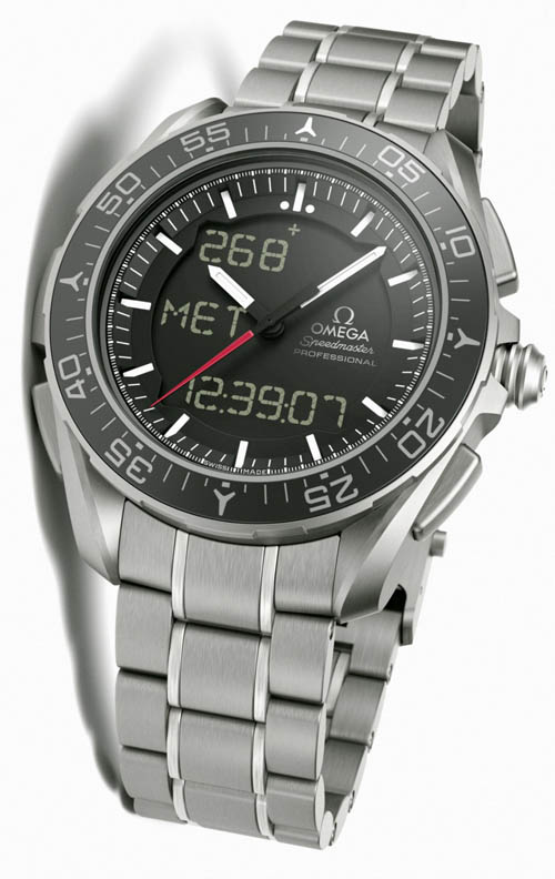 Omega Speedmaster Skywalker X-33 Watch