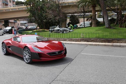 Rimac secures Concept cars