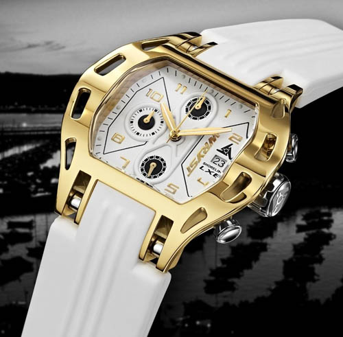 wryst gold watch