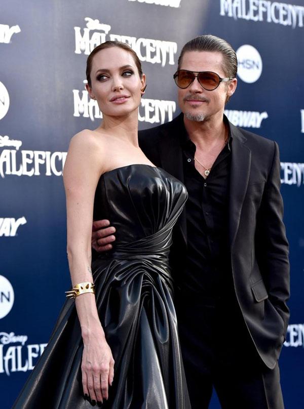 Brad Pitt Attacked