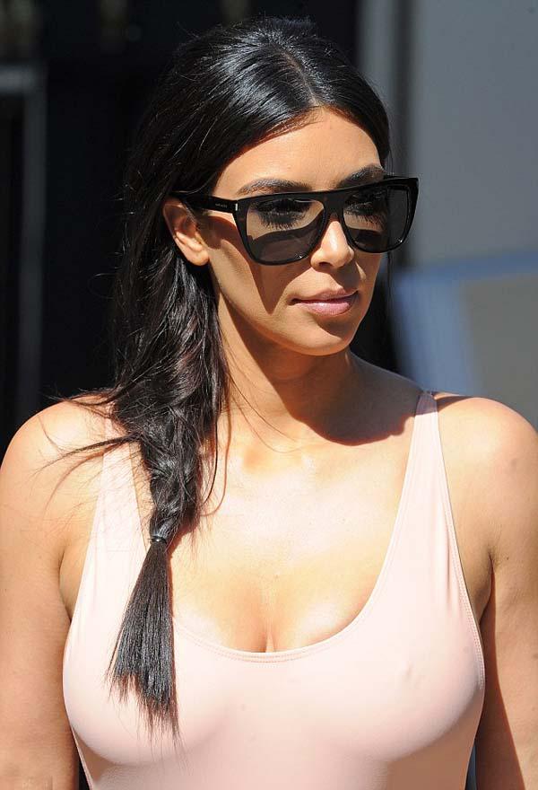 Kim Kardashian model