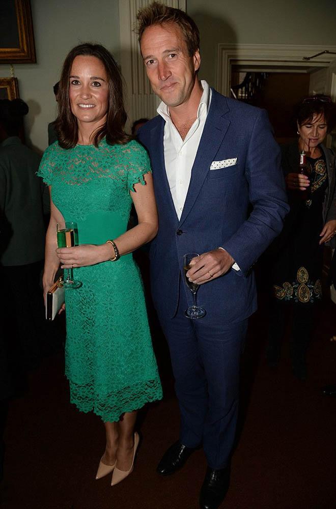 Pippa Middleton and Ben Fogle images