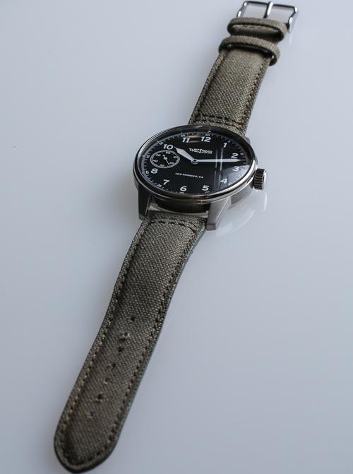 Weiss  hand watch