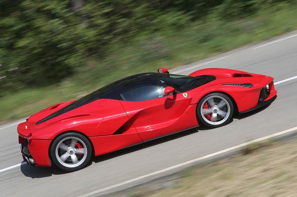 2015 Ferrari Car