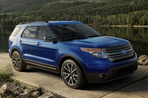 2015 Ford Explorer Car