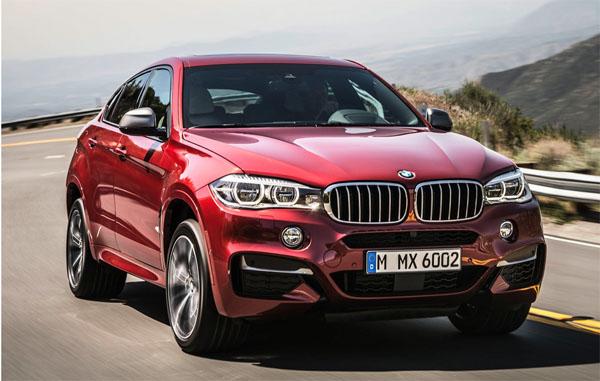 BMW 6X