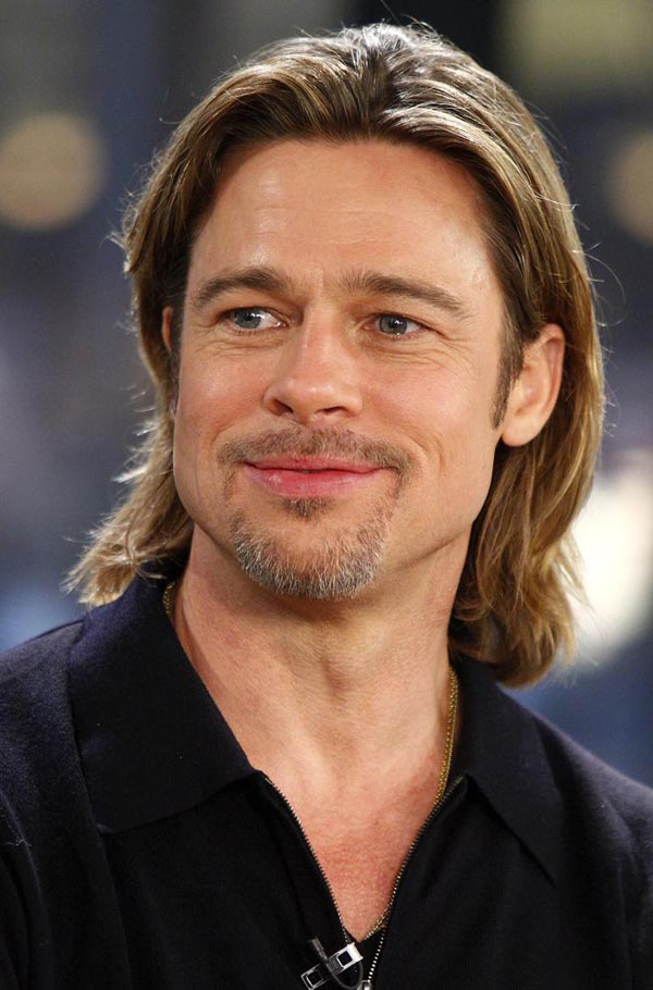 brad pitt best movies list