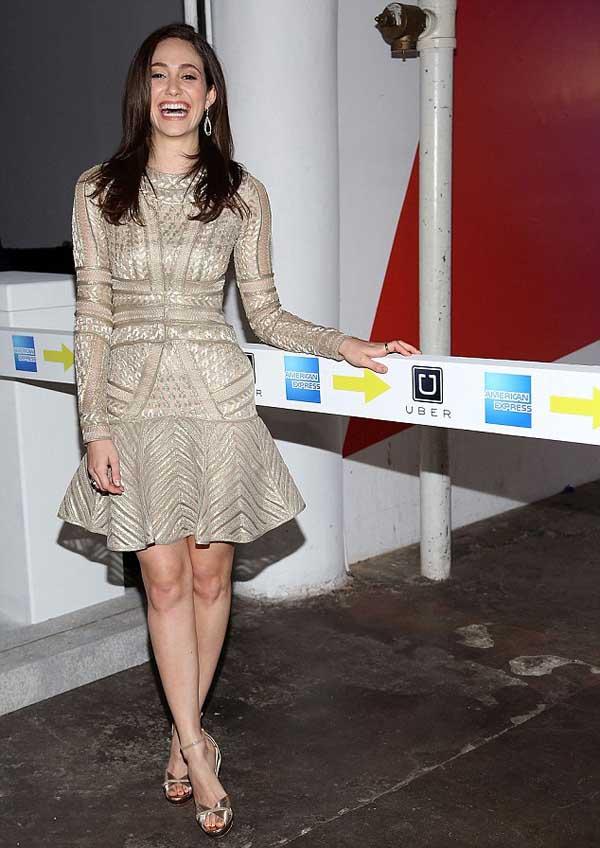 Emmy Rossums actress