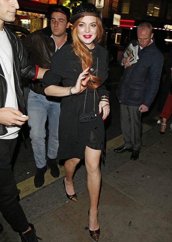 Lindsay Lohan Bio