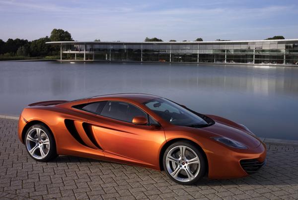 McLaren MP4 cool car
