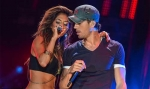 Nicole Scherzinger and Enrique Iglesias