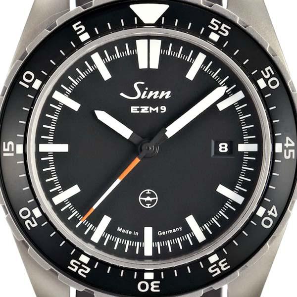 Sinn EZM9 TESTAF Watch