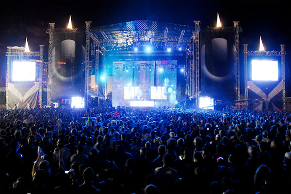 DJ Music Festivals