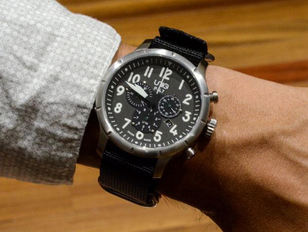 Uniq-P-47 Chronograph Watch