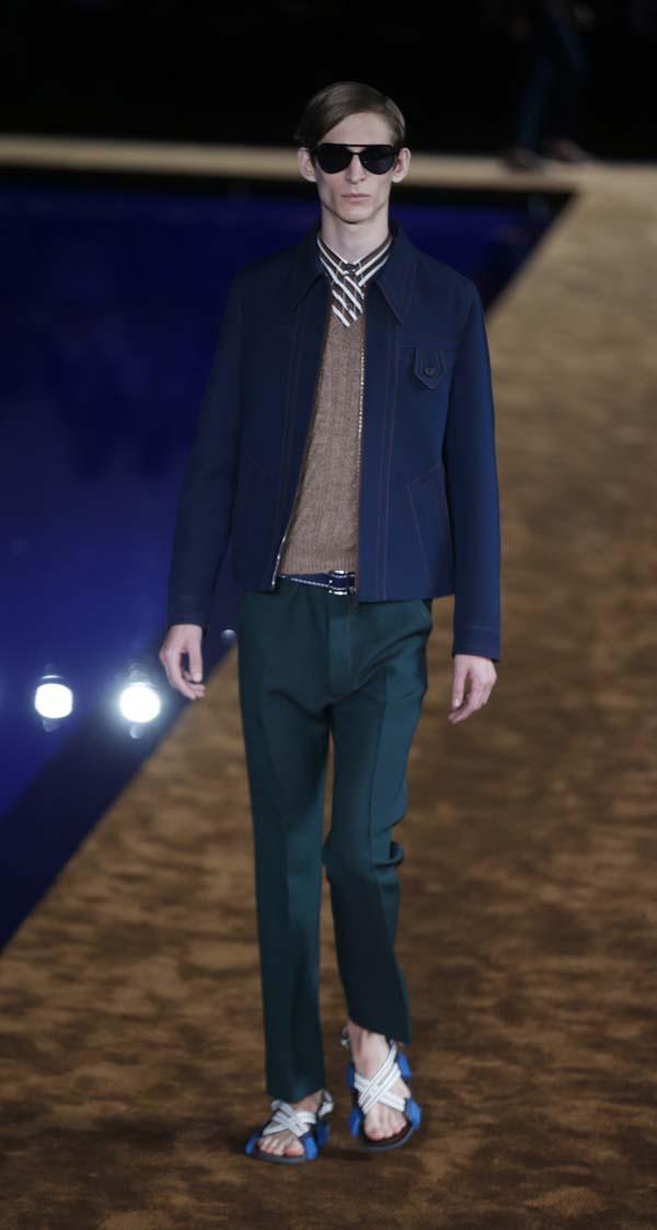 Italy Fashion Prada