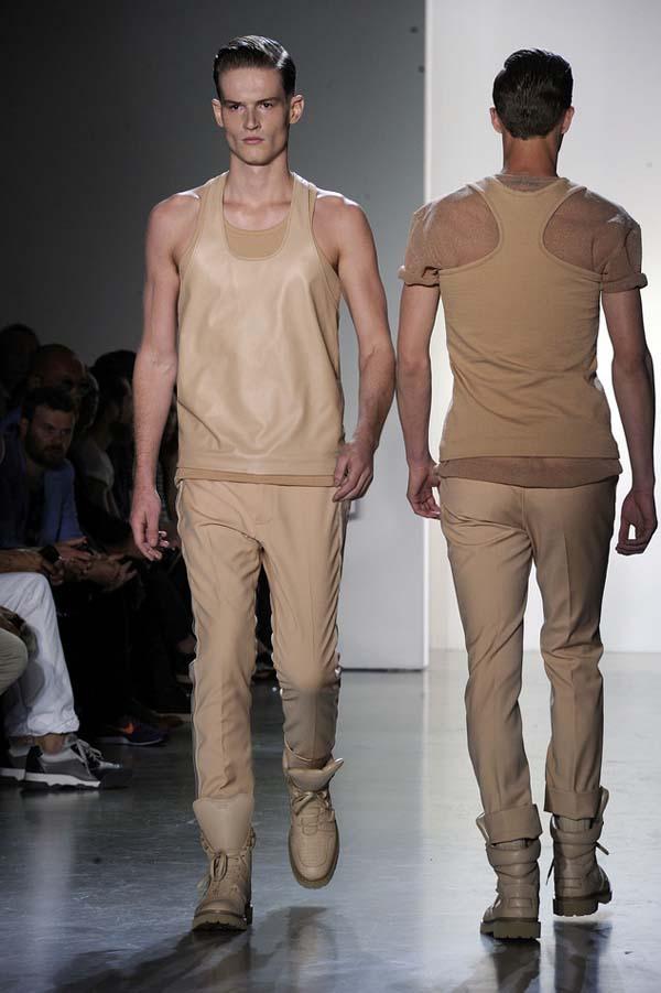 Italy Fashion Calvin Klein