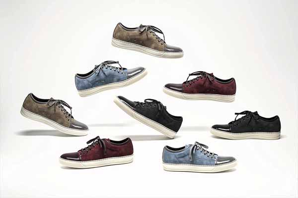 lanvin sneaker collection