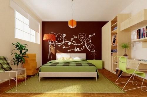 Wall Bedroom