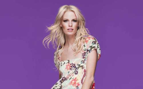 Caroline Winberg  Model