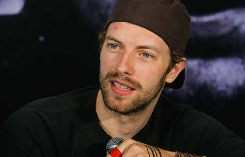 Chris Martin singer