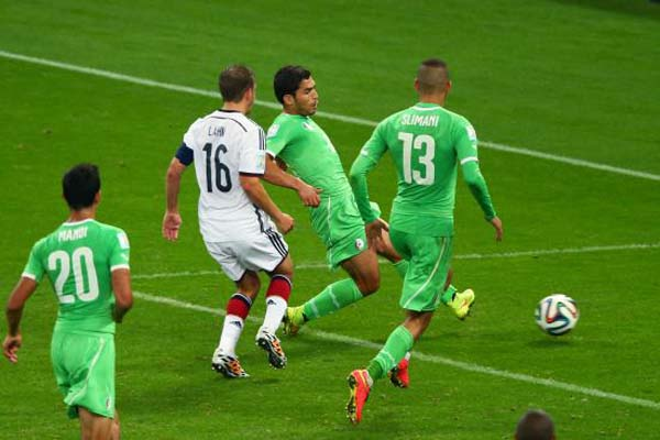 France beat Nigeria 2-0 to reach quarter-finals of World Cup