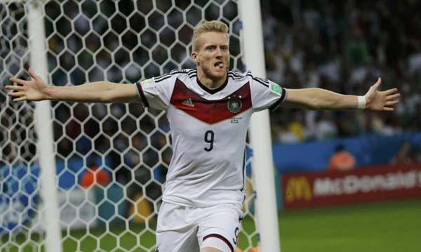 Germany Beat Algeria