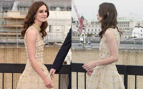 Keira Knightley talks Sci-Fi acting roles as she promotes