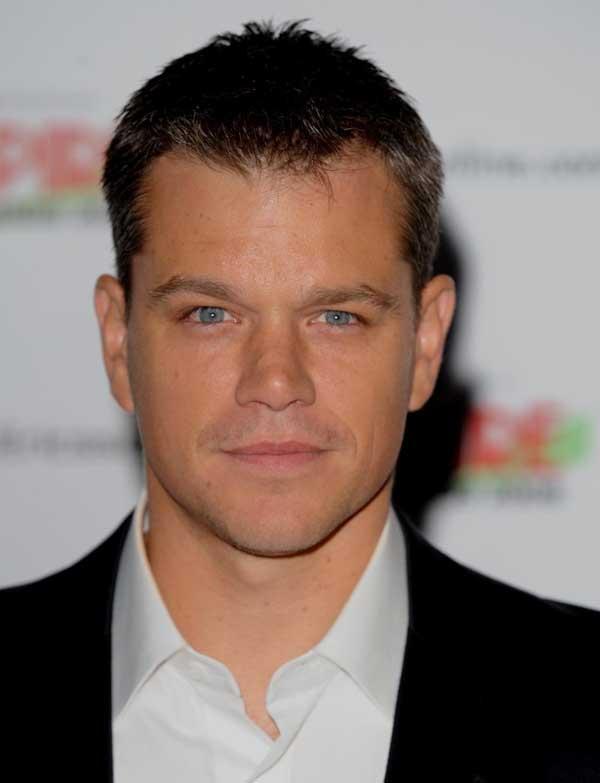 Matt Damon images
