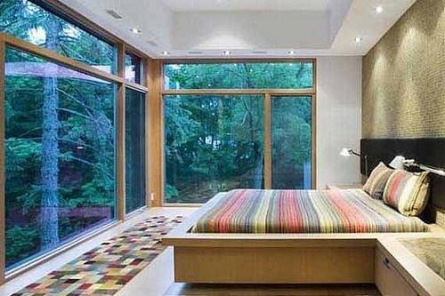 Nature in Bedroom