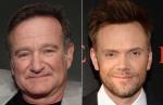 Robin Williams and Joel McHale