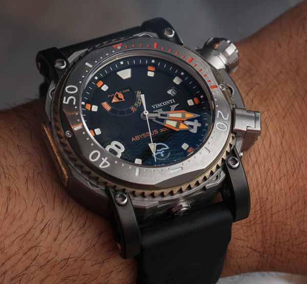 Visconti dive watch