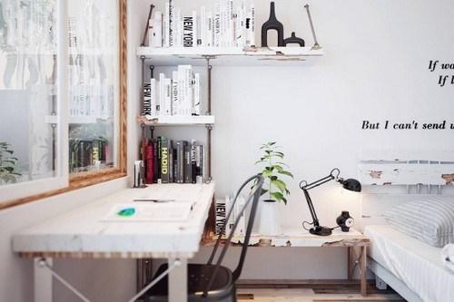 Writers Sunny Bedroom