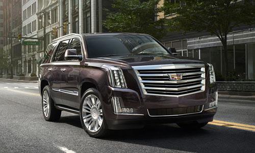 Luxury Cadillac Escalade